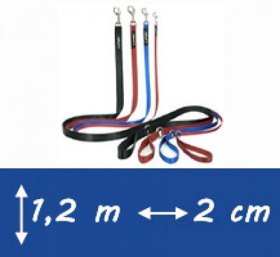 AKTIONSPREIS! Softouch - 1,2 m / 2 cm - Blau